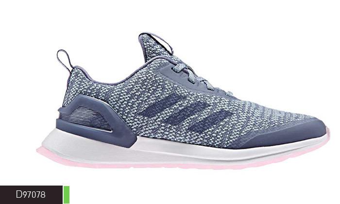 4 נעלי ריצה לנשים ולנוער אדידס ADIDAS