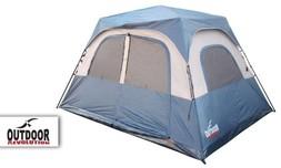 אוהל בן רגע ל-6 אנשים OUTDOOR