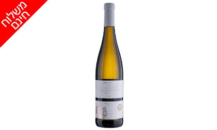 3 מארז 6 בקבוקי יין כשרים למהדרין במשלוח חינם וסיור זוגי ביקב גוש עציון