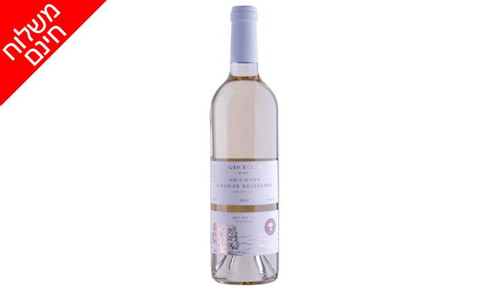 5 מארז 6 בקבוקי יין כשרים למהדרין במשלוח חינם וסיור זוגי ביקב גוש עציון