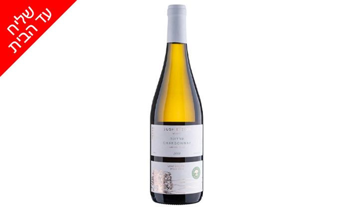 8 מארז 6 בקבוקי יין כשרים למהדרין במשלוח חינם וסיור זוגי ביקב גוש עציון