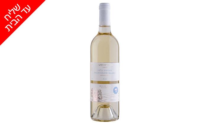6 מארז 6 בקבוקי יין כשרים למהדרין במשלוח חינם וסיור זוגי ביקב גוש עציון