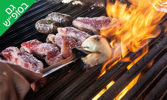 7 ארוחת בשרים - רשת 'רק בשר'