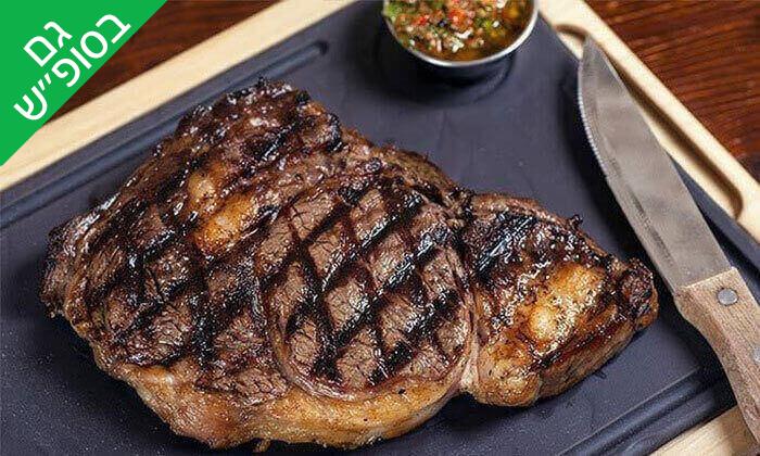8 ארוחת בשרים - רשת 'רק בשר'