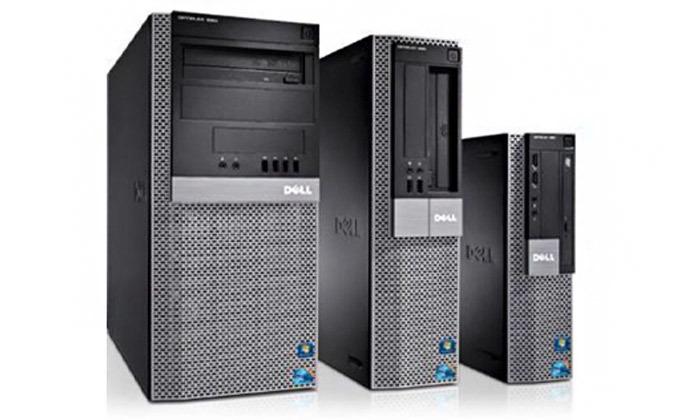 3 מחשב נייח דל DELL עם מעבד i3