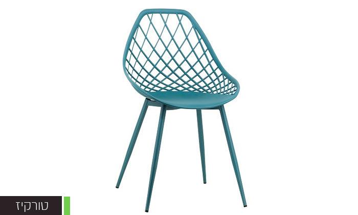 5 כיסא אוכל מפלסטיק