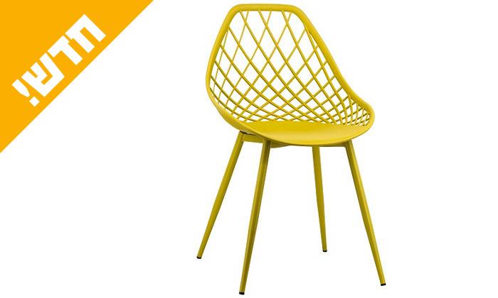 4 כיסא אוכל, דגם 7043