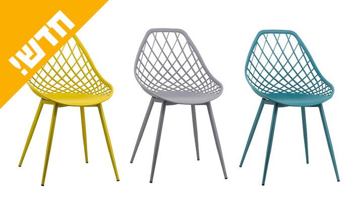 2 כיסא אוכל, דגם 7043