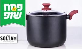 סיר מרק 7.4 ליטר של סולתם