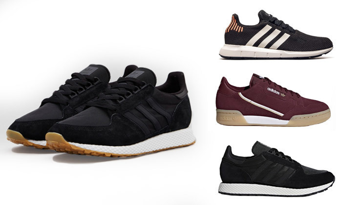 נעלי אופנה לגבר אדידס Adidas