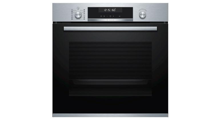 6 תנור בנוי פירוליטי 71 ליטר בוש BOSCH, דגם HBA574BR00