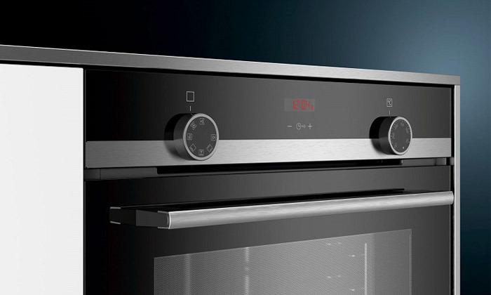 3 תנור בנוי 71 ליטר סימנס SIEMENS, דגם HB514AER0