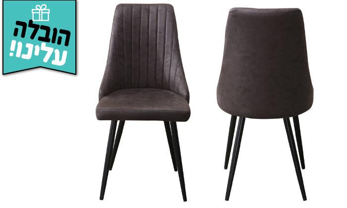 3 זוג כיסאות לפינת אוכל HOME DECOR - משלוח חינם
