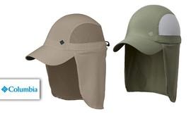 כובע מצחיה והגנת עורף Columbia
