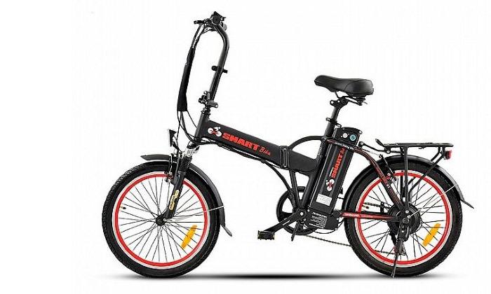 2 אופניים חשמליים מתקפלים Smart Bike דגם S1