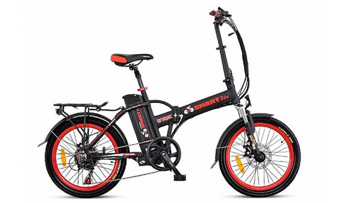 3 אופניים חשמליים מתקפלים Smart Bike דגם UFORCE