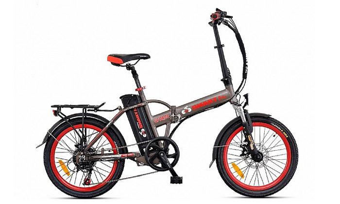 2 אופניים חשמליים מתקפלים Smart Bike דגם UFORCE
