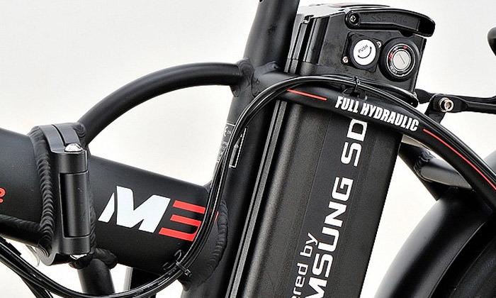 3 אופניים חשמליים מתקפלים Smart Bike דגם M3