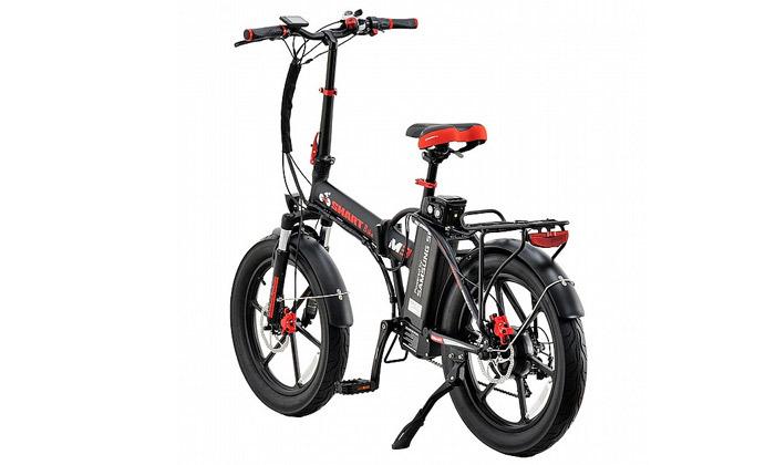 7 אופניים חשמליים מתקפלים Smart Bike דגם M3