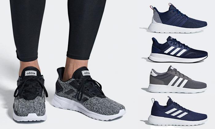 2 נעלי ריצה לגברים אדידסAdidas 