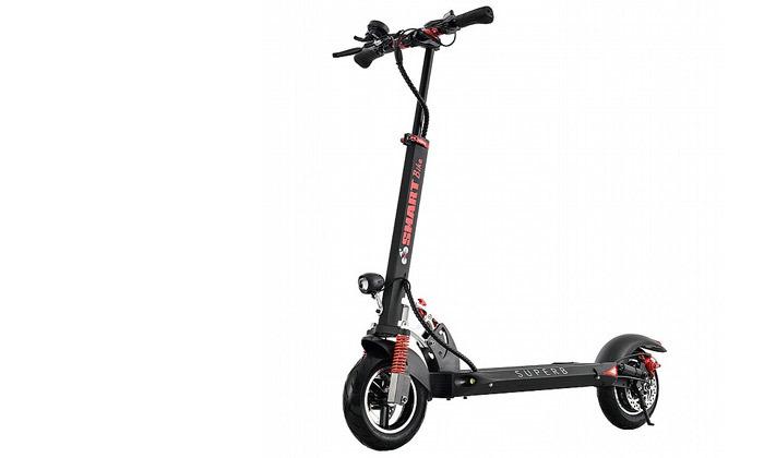 3 קורקינט חשמלי מתקפל Smart Bike דגם SUPERB