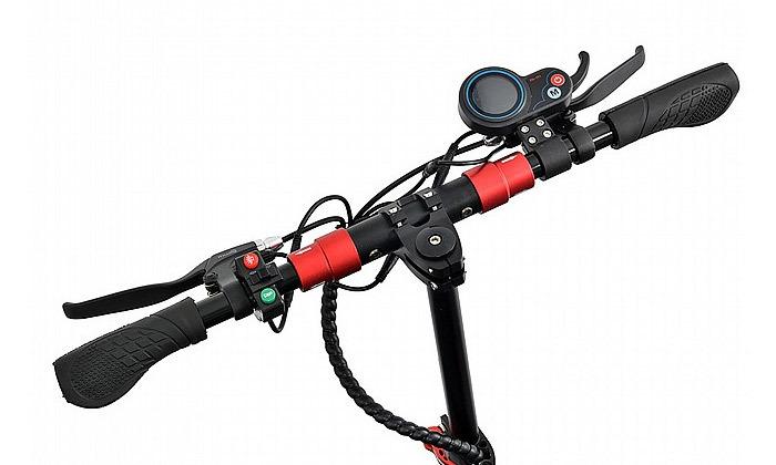 4 קורקינט חשמלי מתקפל Smart Bike דגם SUPERB