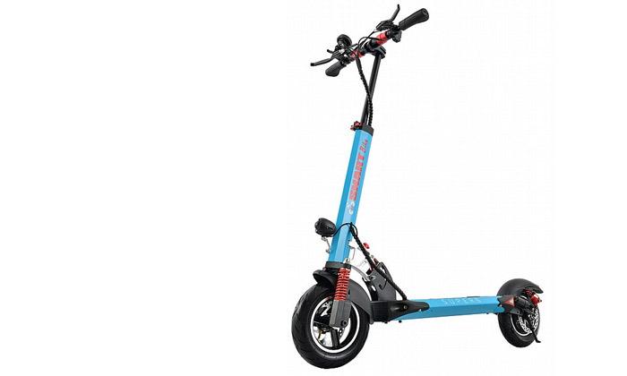 2 קורקינט חשמלי מתקפל Smart Bike דגם SUPERB