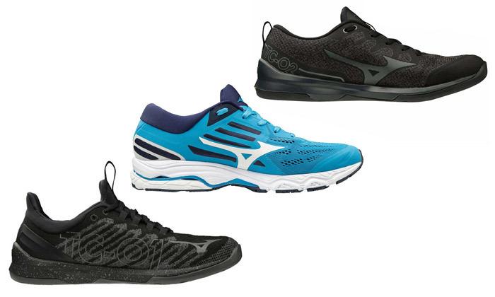 2 נעלי ספורט לגברים מיזונוMizuno