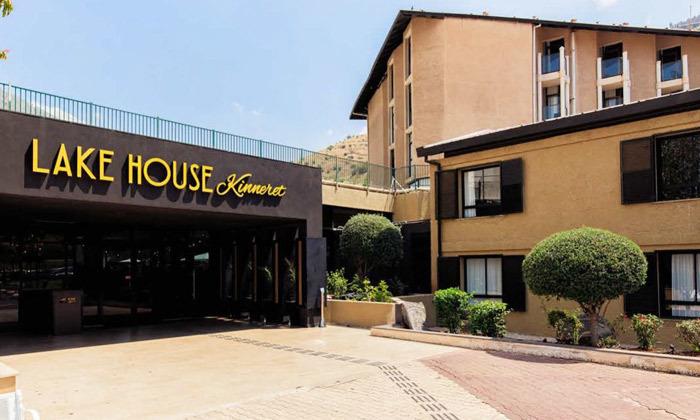 """7 חופשה משפחתית קיצית במלון Lake House כנרת, כולל סופ""""ש"""
