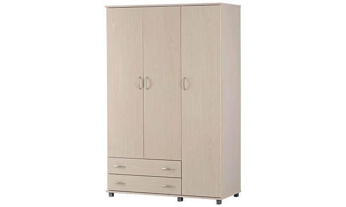 7 רהיטי יראון: ארון בגדים3 דלתות