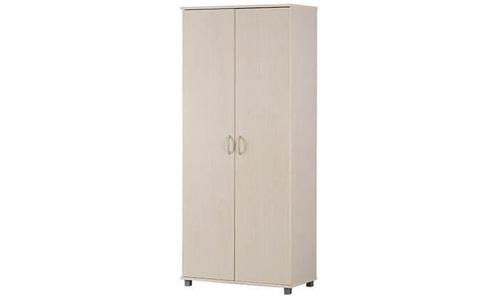 5 רהיטי יראון: ארון אחסון 2 דלתות