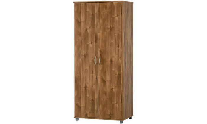 5 רהיטי יראון: ארון בגדים 2 דלתות על רגליים