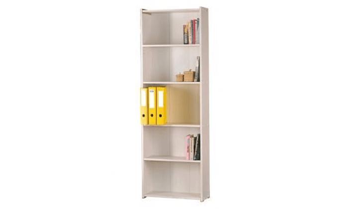 7 רהיטי יראון: ספריית מדפים