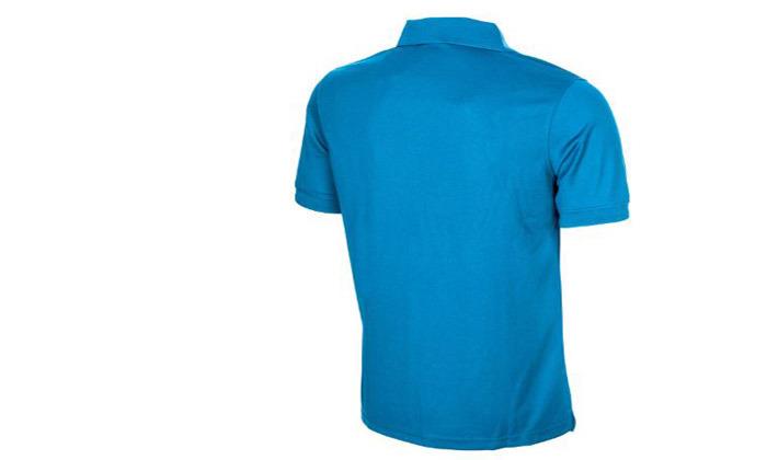 9 חולצת פולו לגברים OUTDOOR דגם POLO COOLDRY - משלוח חינם