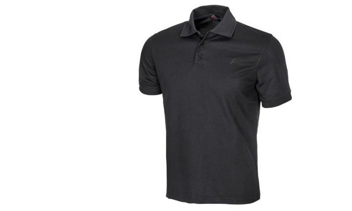 10 חולצת פולו לגברים OUTDOOR דגם POLO COOLDRY - משלוח חינם