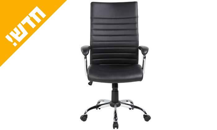 5 כיסא מנהלים אורתופדי TAKE IT