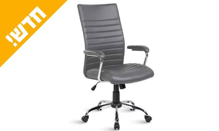 3 כיסא מנהלים אורתופדי TAKE IT