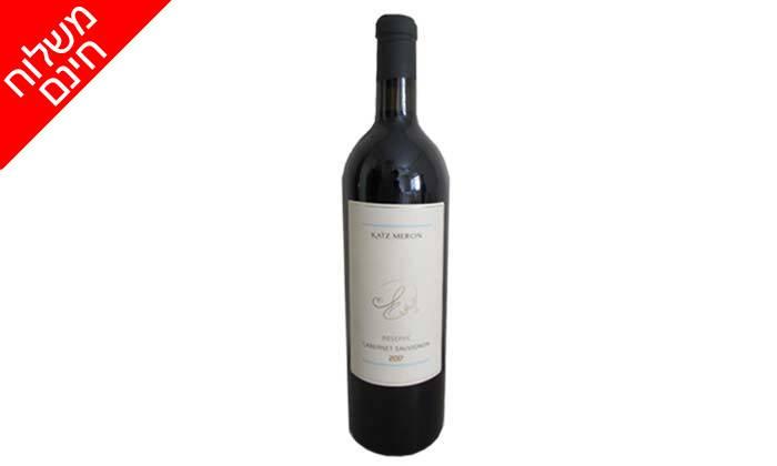 7 מארז 6 יינות ישראלים כשרים פרמיום במשלוח חינם מאנגל - יין של מותגים