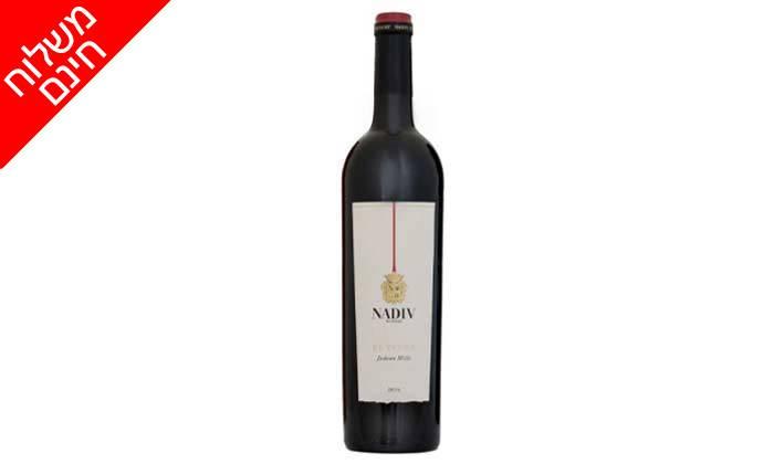 8 מארז 6 יינות ישראלים כשרים פרמיום במשלוח חינם מאנגל - יין של מותגים
