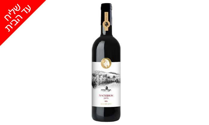 3 מארז 6 יינות ישראלים כשרים פרמיום במשלוח חינם מאנגל - יין של מותגים