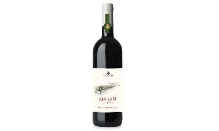 4 מארז 6 בקבוקי יין ישראלי כשר במשלוח חינם מאנגל - יין של מותגים