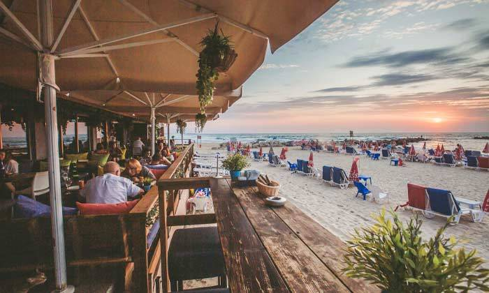 5 ארוחה זוגית במסעדת וילה מארה VILLA MARE, בת ים