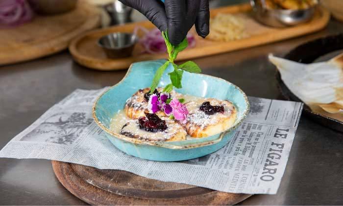 4 ארוחה זוגית במסעדת וילה מארה VILLA MARE, בת ים