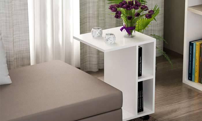 2 שולחן צד לספה
