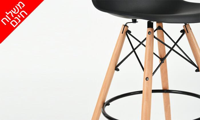 6 כיסא בר HOMAX - משלוח חינם