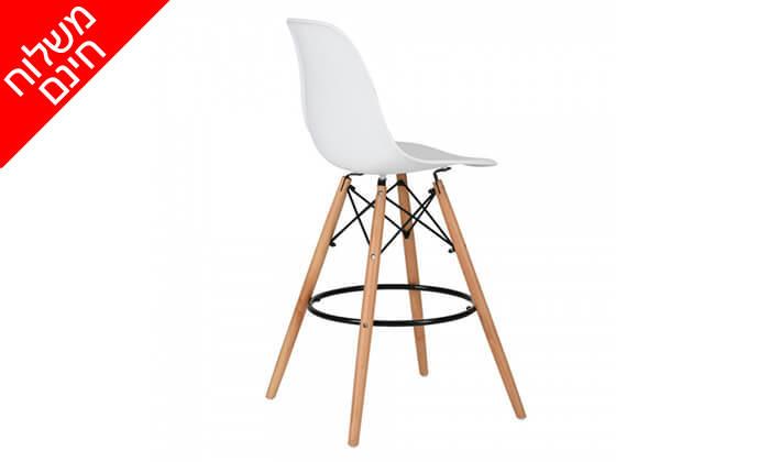 4 כיסא בר HOMAX - משלוח חינם