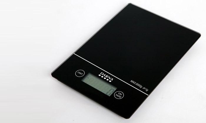 5 משקל מטבח דיגיטלי DARNA