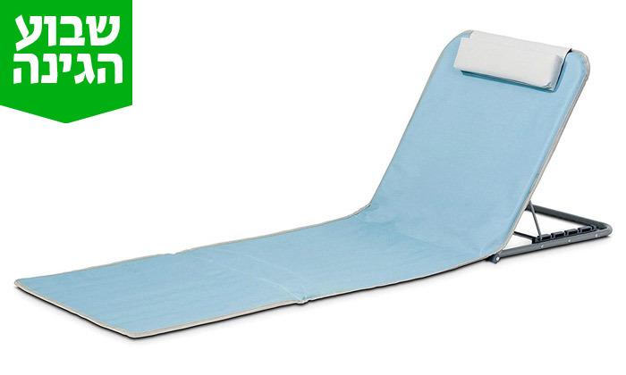 2 מיטת שיזוף מתקפלת פלאיה