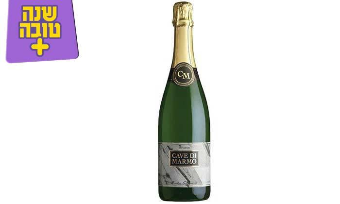 3 מארז קאווה כשרה - 5 בקבוקים מ'שר המשקאות'
