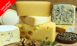 לשבועות: פלטות גבינות לאירוח